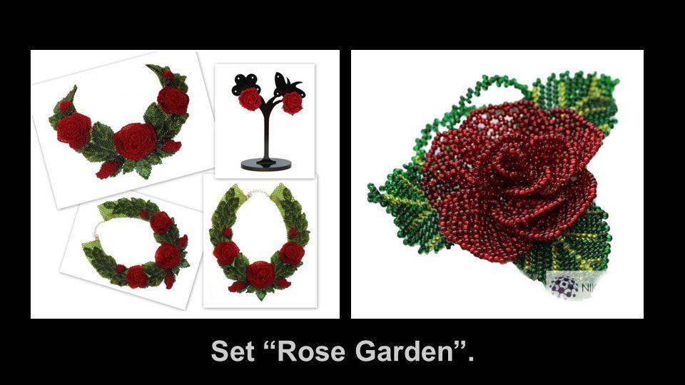 Set Rose Garden .