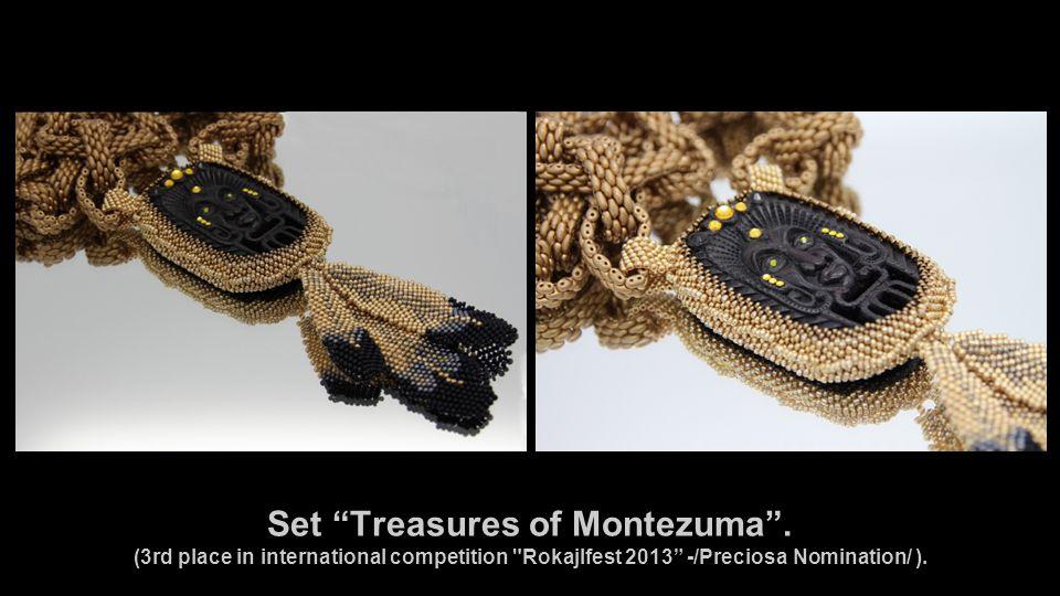 Set Treasures of Montezuma .