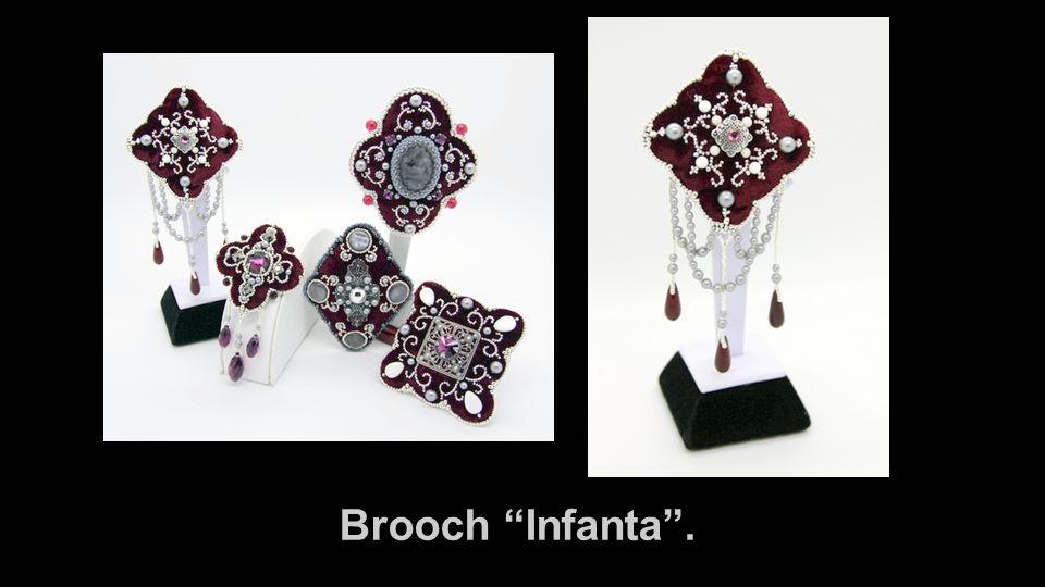 Brooch Infanta .