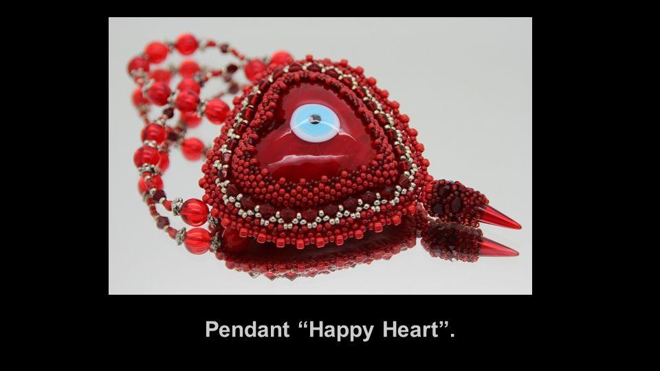 Pendant Happy Heart .