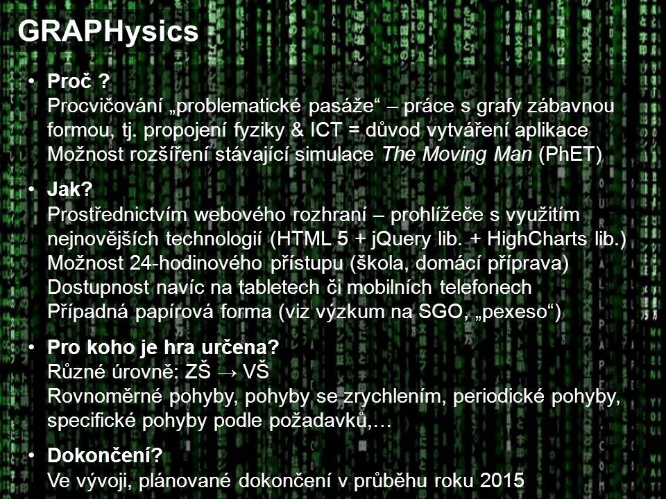 GRAPHysics