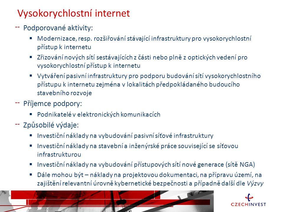 Vysokorychlostní internet