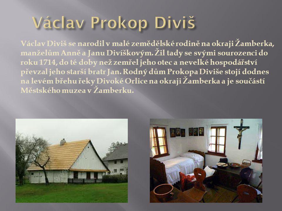 Václav Prokop Diviš