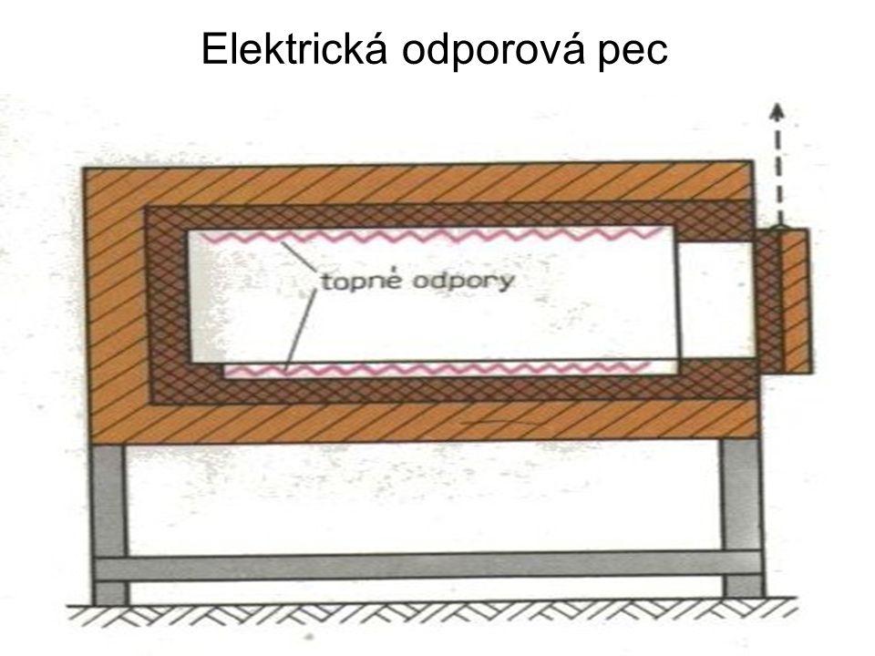 Elektrická odporová pec