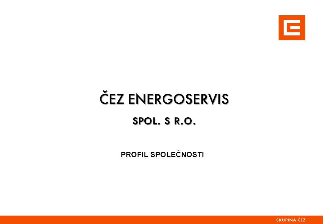 AGENDA Kdo jsme Náplň činností a reference (další reference na www.cezenergoservis.cz) Zajištění jakosti dodávek.