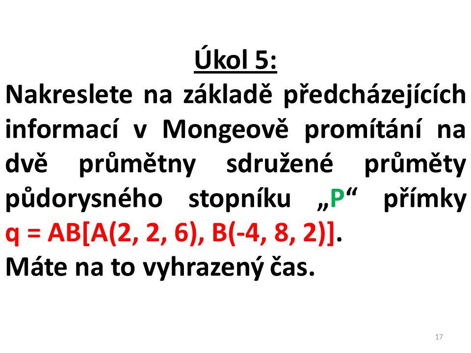 Úkol 5: