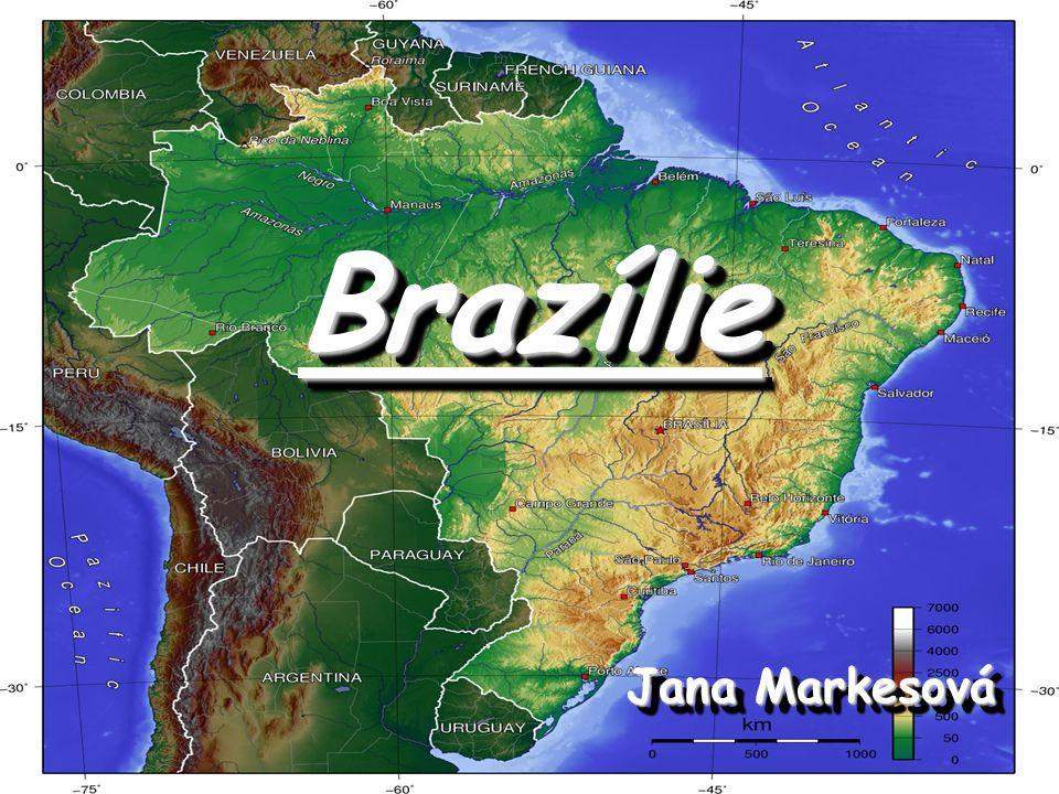 Brazílie Jana Markesová