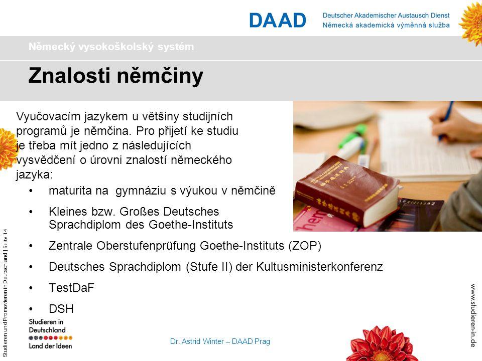 Německý vysokoškolský systém