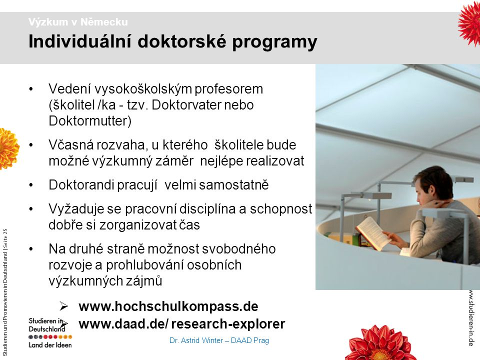Individuální doktorské programy