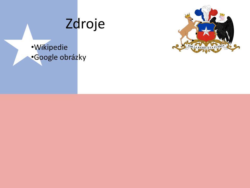 Zdroje Wikipedie Google obrázky
