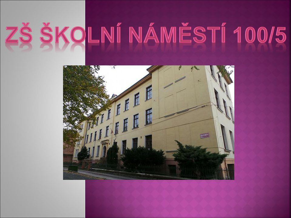 ZŠ Školní náměstí 100/5