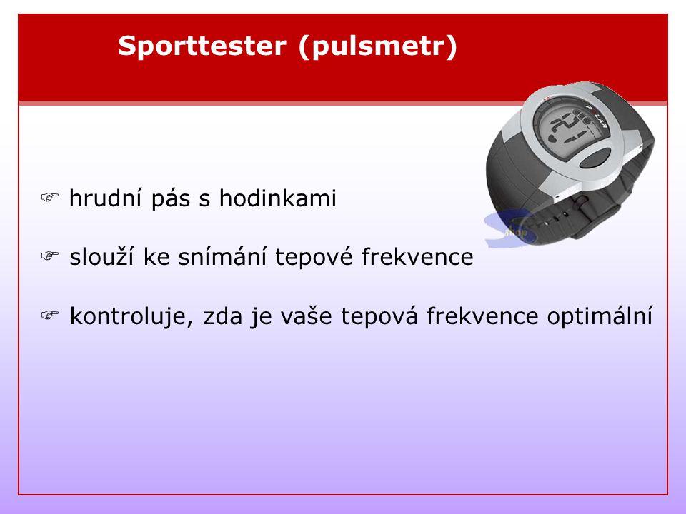 Sporttester (pulsmetr)