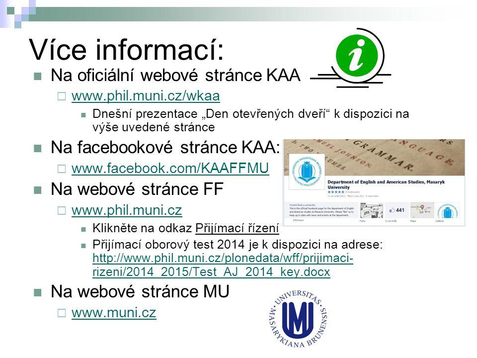 Více informací: Na oficiální webové stránce KAA