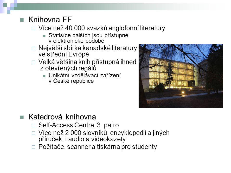 Knihovna FF Katedrová knihovna