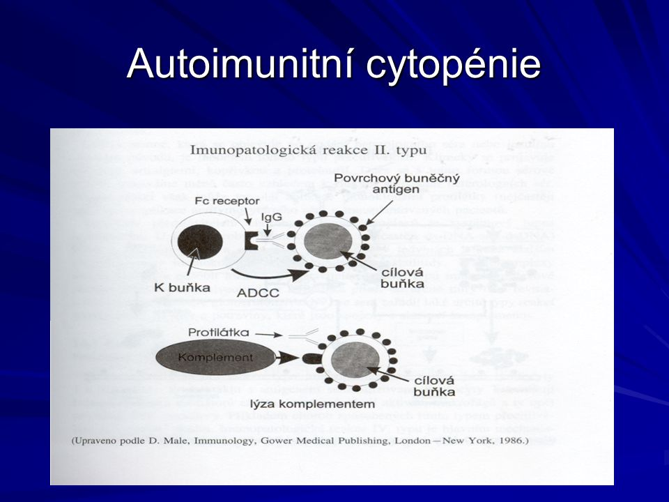 Autoimunitní cytopénie