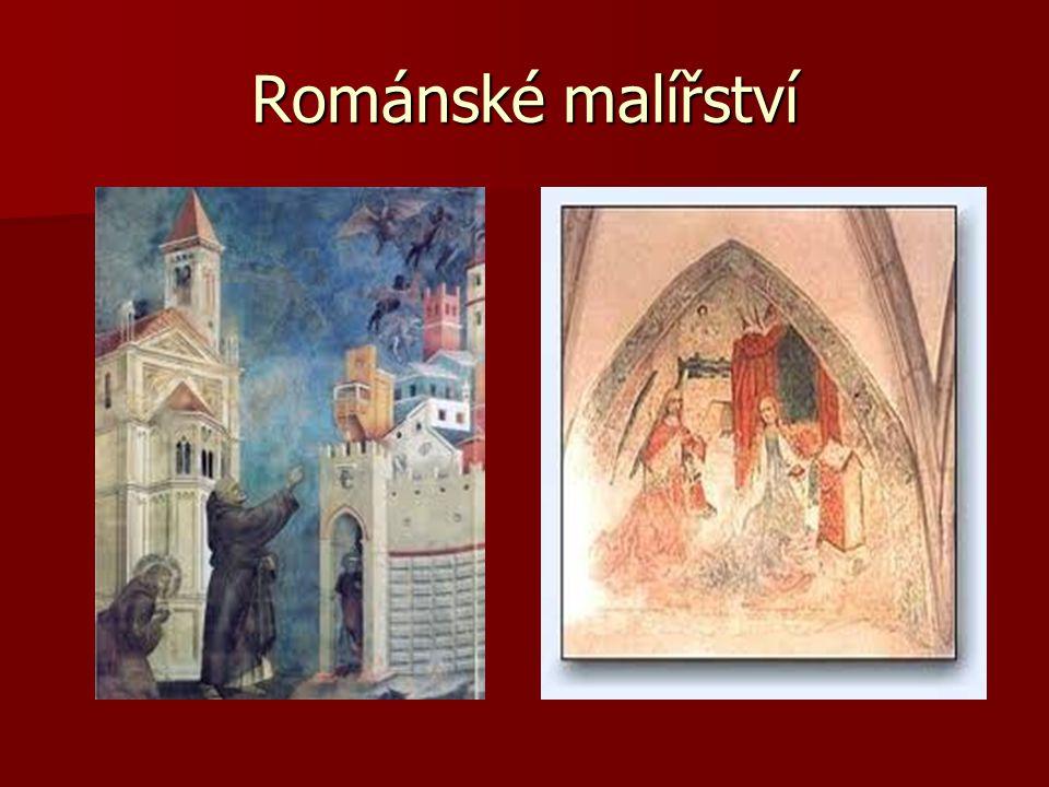 Románské malířství