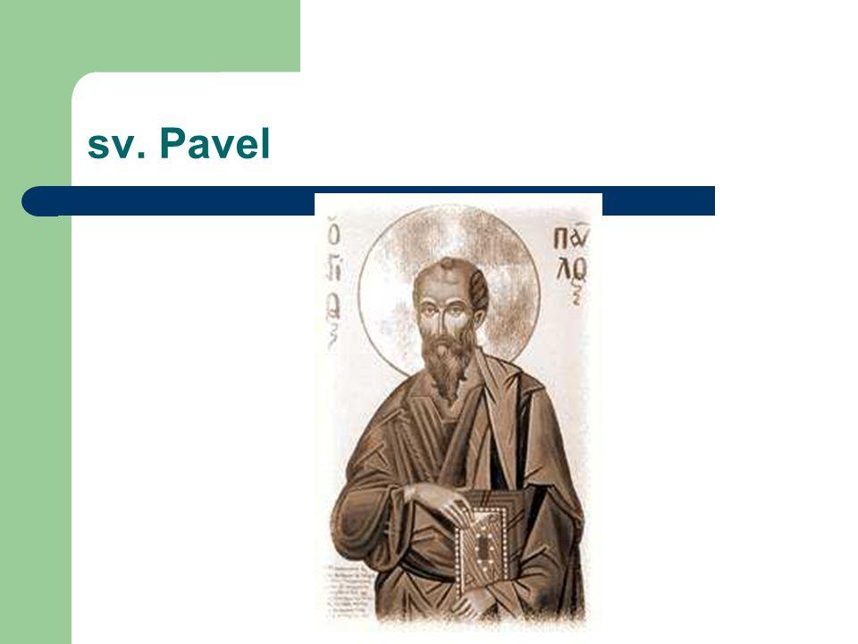 sv. Pavel