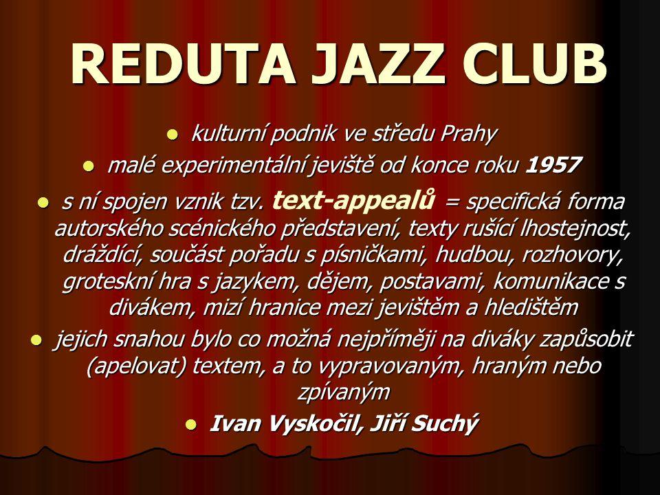 Ivan Vyskočil, Jiří Suchý