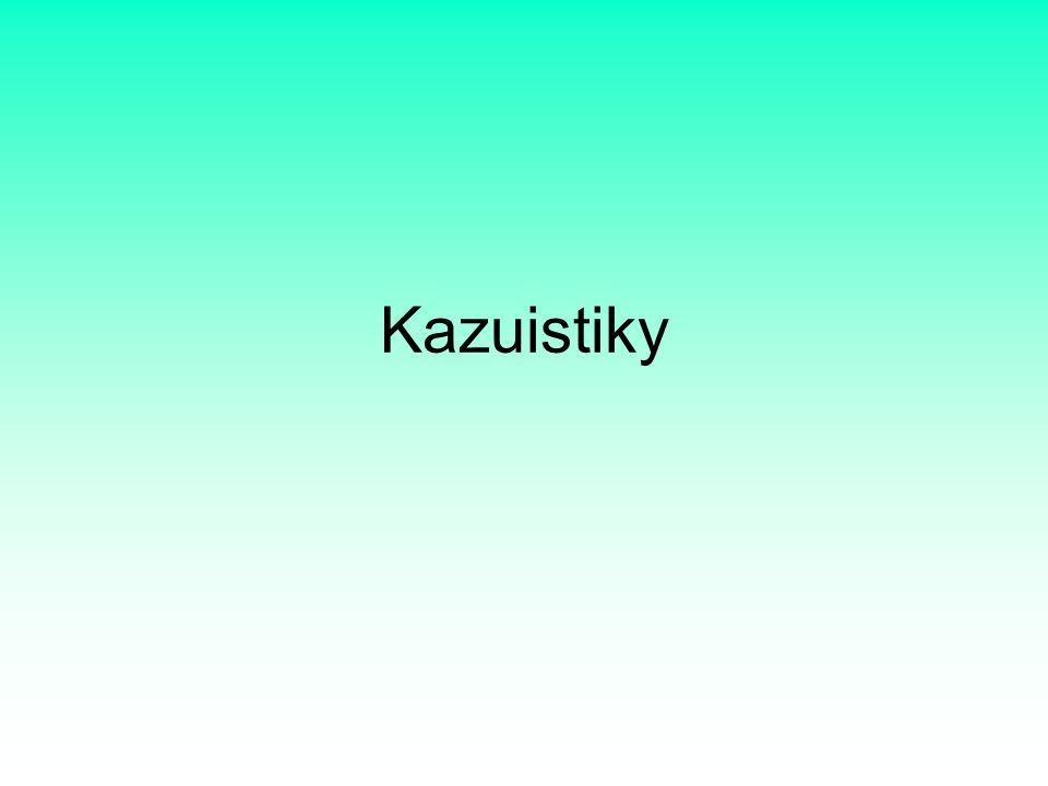 Kazuistiky