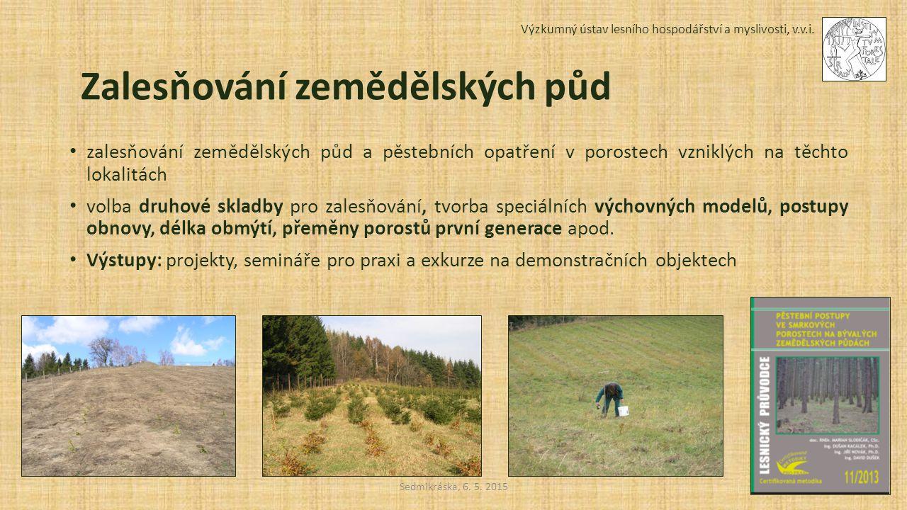 Zalesňování zemědělských půd