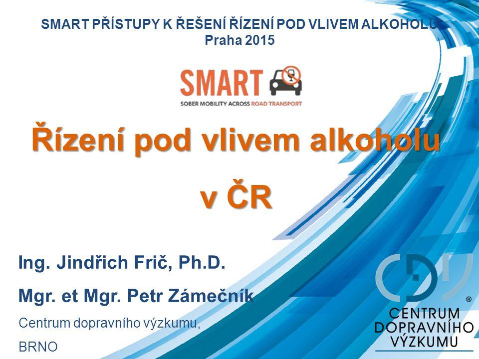 Řízení pod vlivem alkoholu v ČR