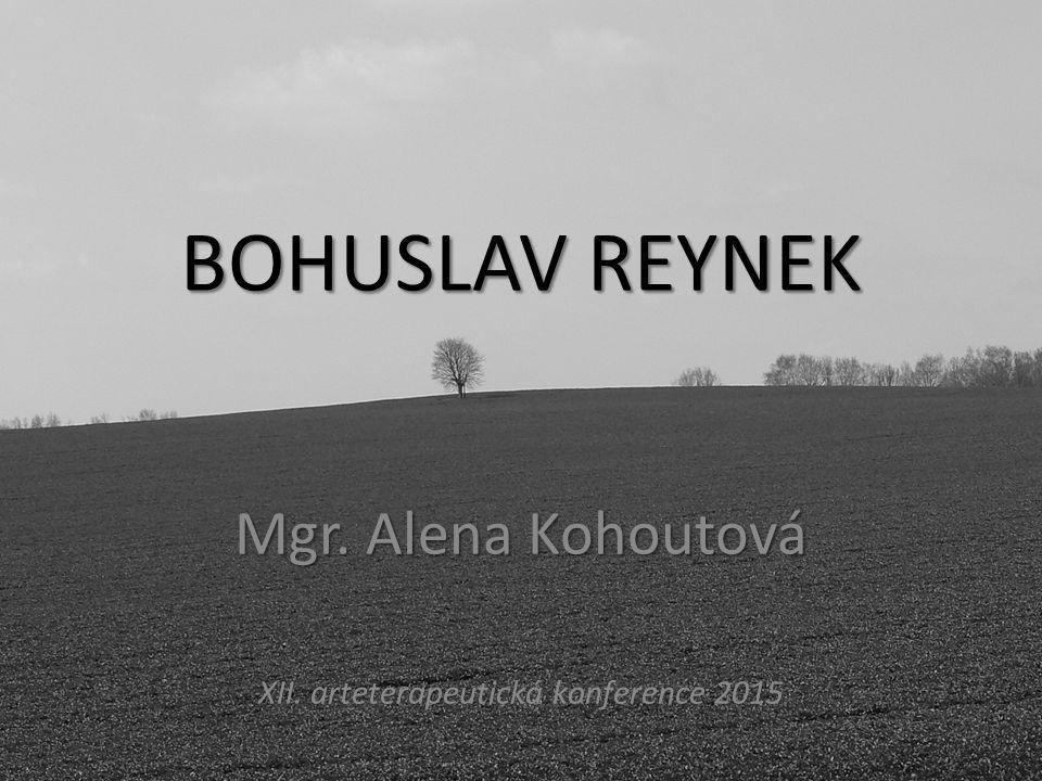 Mgr. Alena Kohoutová XII. arteterapeutická konference 2015