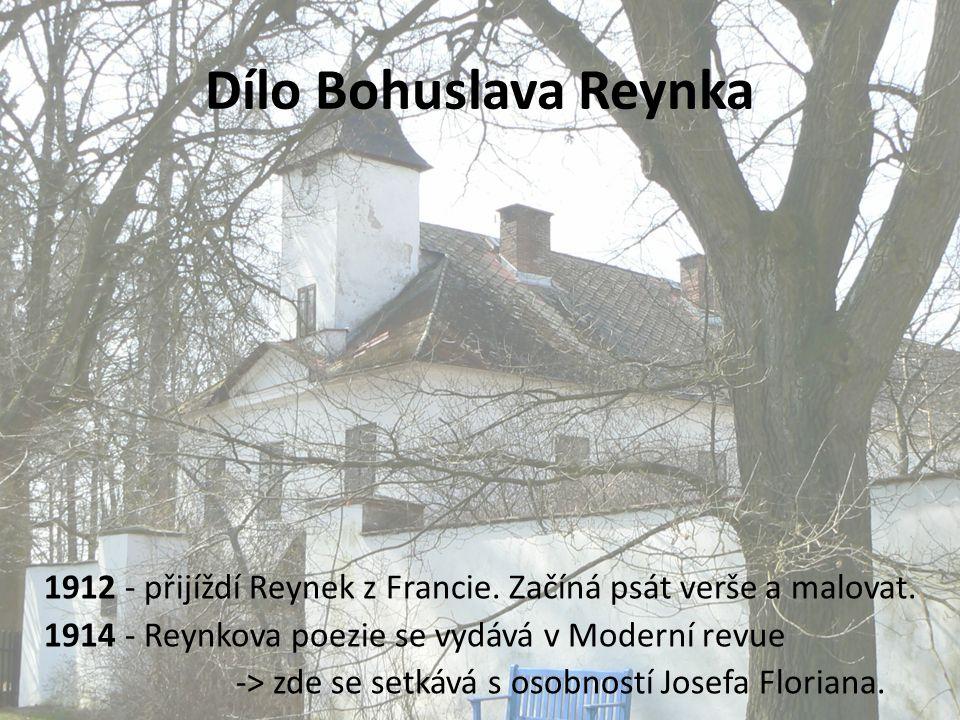 Dílo Bohuslava Reynka