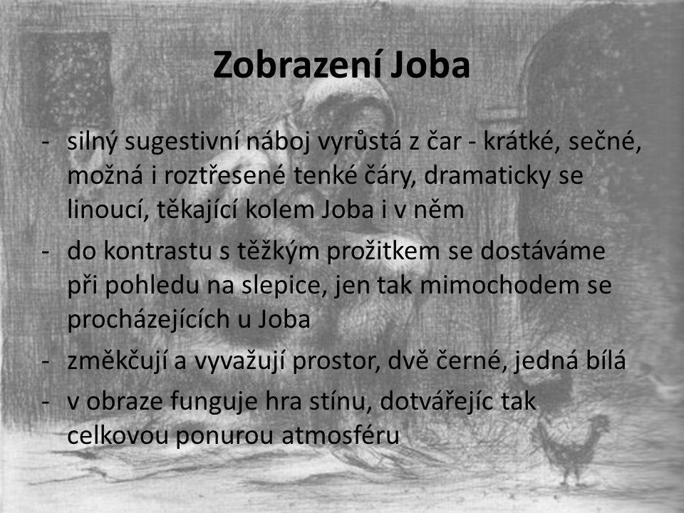 Zobrazení Joba