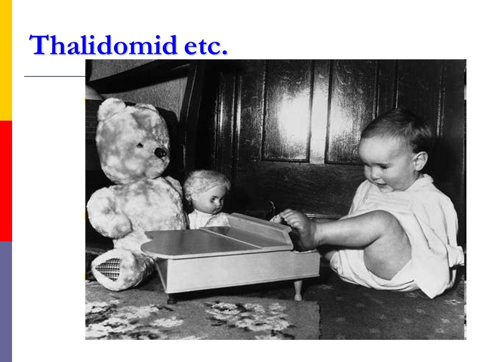 Thalidomid etc. nejenom thalidomid, ale též lenalidomid či pomalidomid pronikají do běžné hematoonkologické praxe (MM, myelodysplastický sy aj.)
