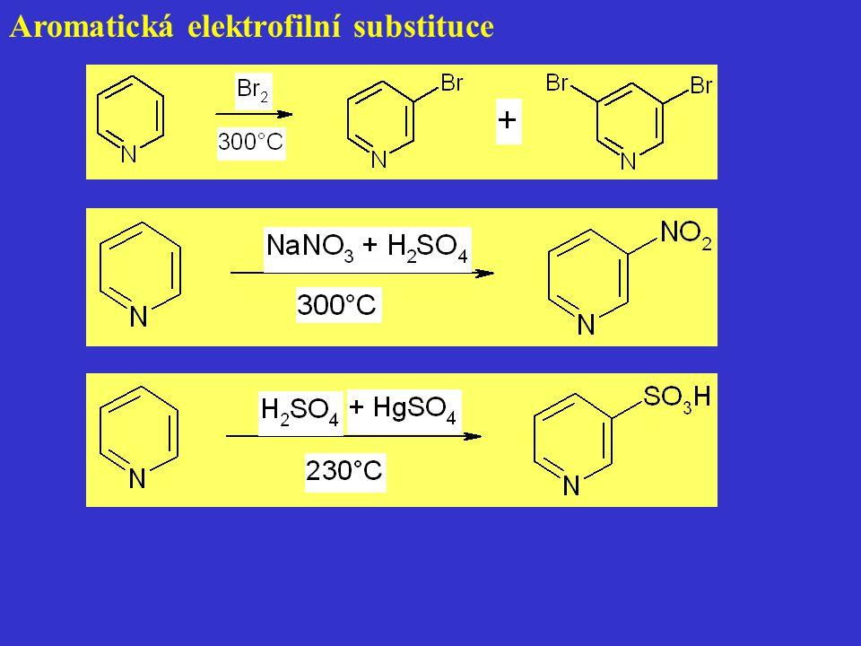 Aromatická elektrofilní substituce
