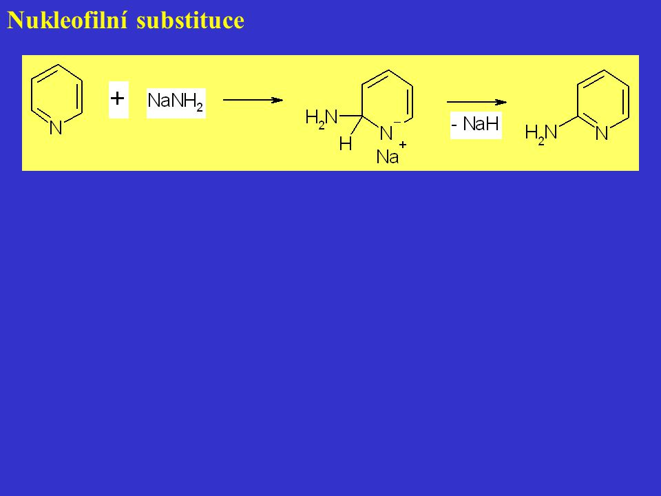 Nukleofilní substituce