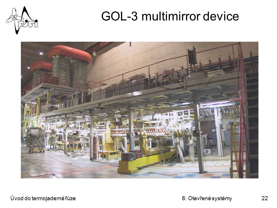 GOL-3 multimirror device