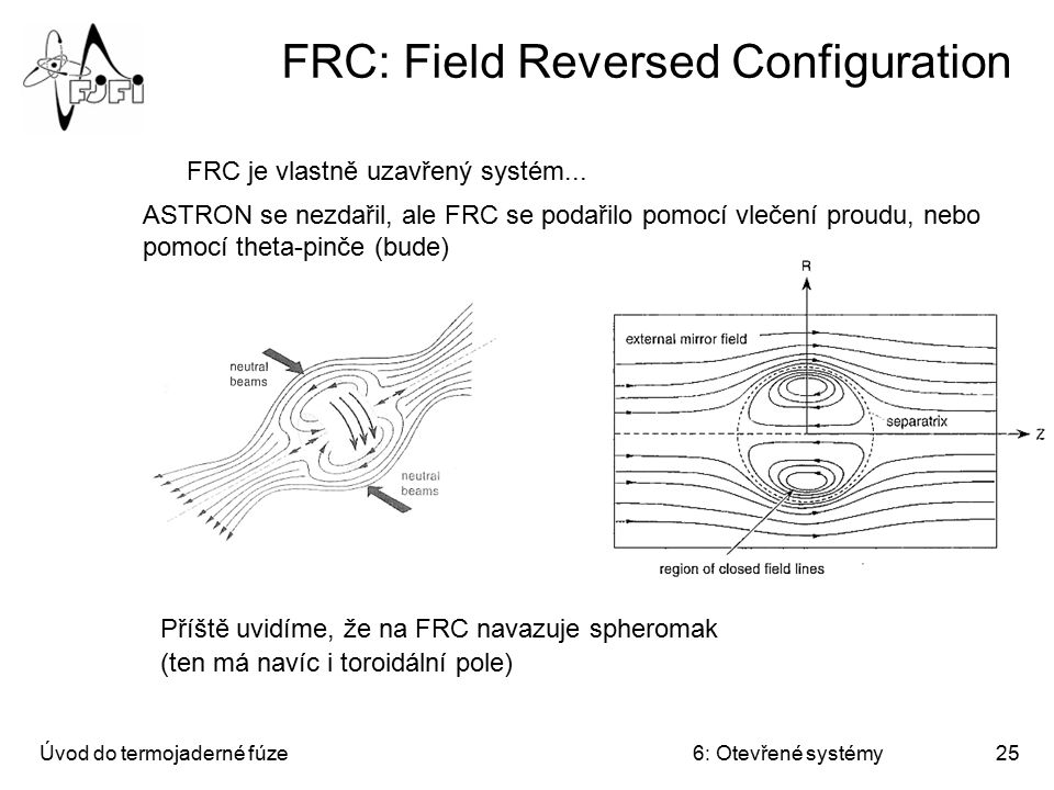FRC: Field Reversed Configuration