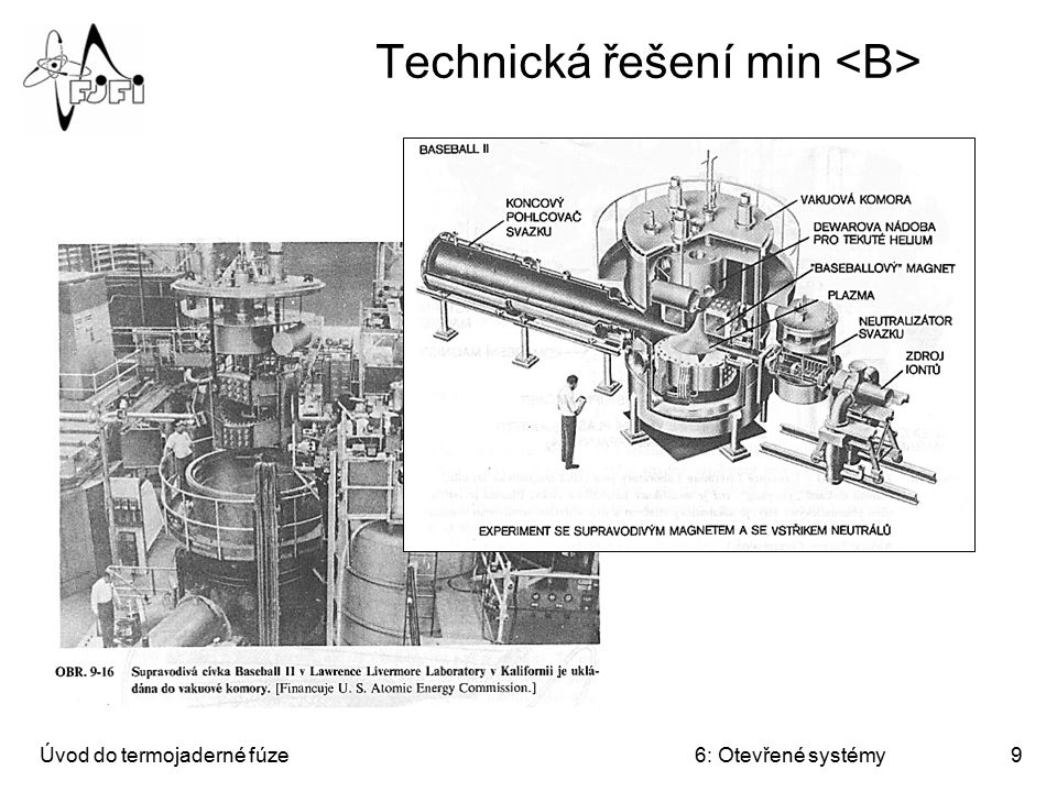 Technická řešení min <B>