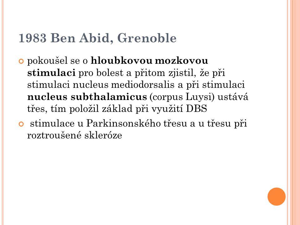 1983 Ben Abid, Grenoble