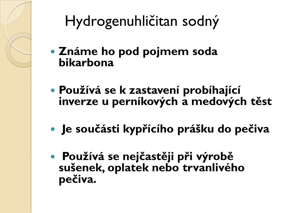 Hydrogenuhličitan sodný