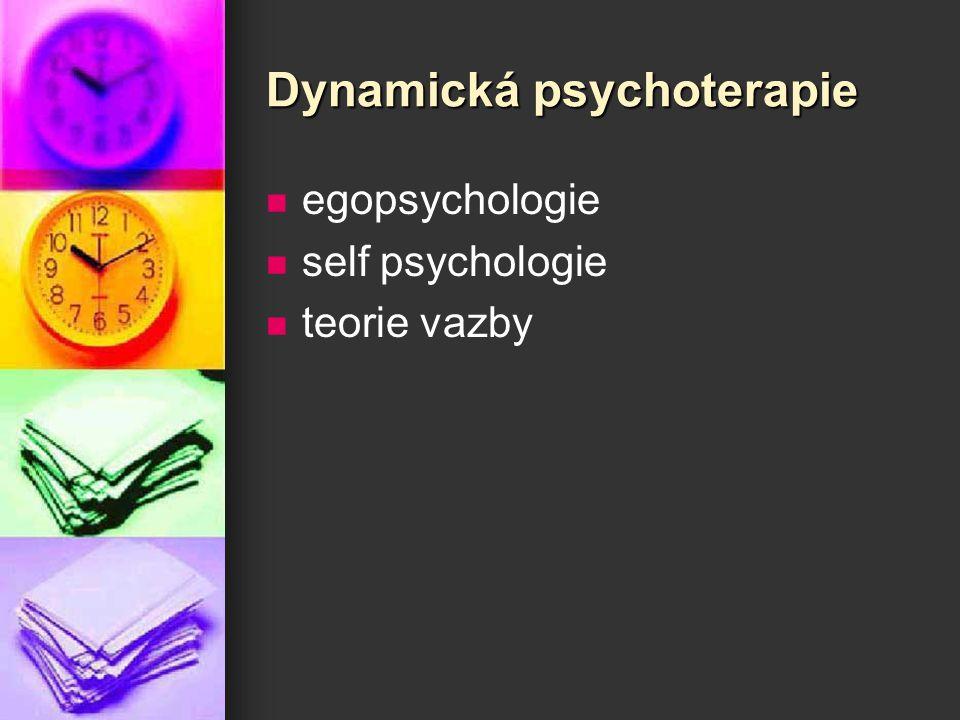 Dynamická psychoterapie