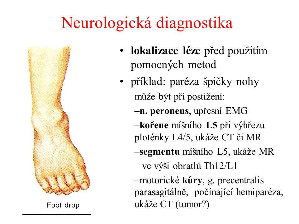 Neurologická diagnostika