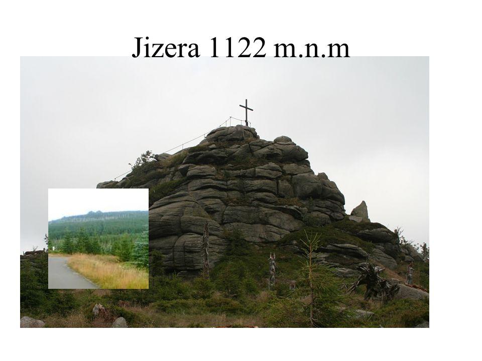 Jizera 1122 m.n.m