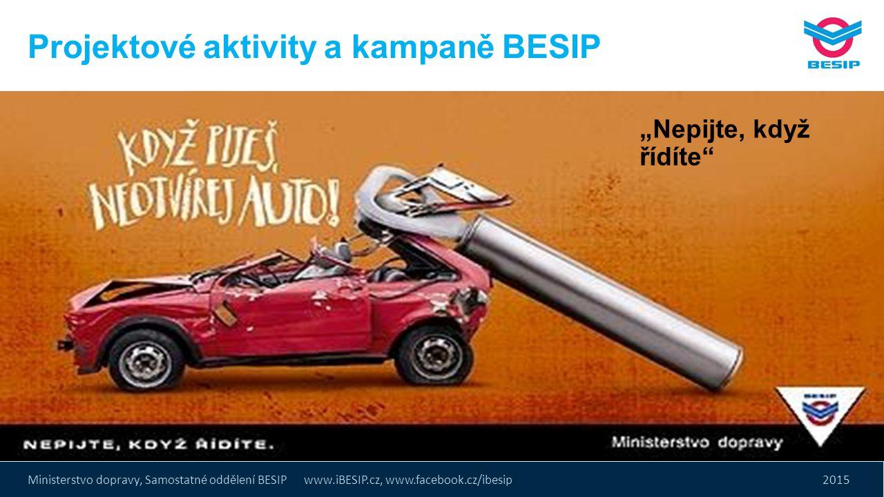 Projektové aktivity a kampaně BESIP