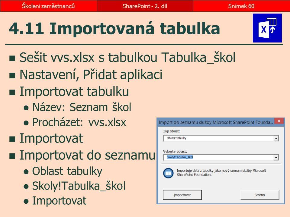 4.11 Importovaná tabulka Sešit vvs.xlsx s tabulkou Tabulka_škol