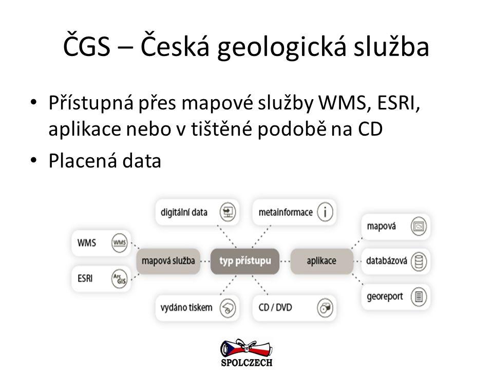 ČGS – Česká geologická služba