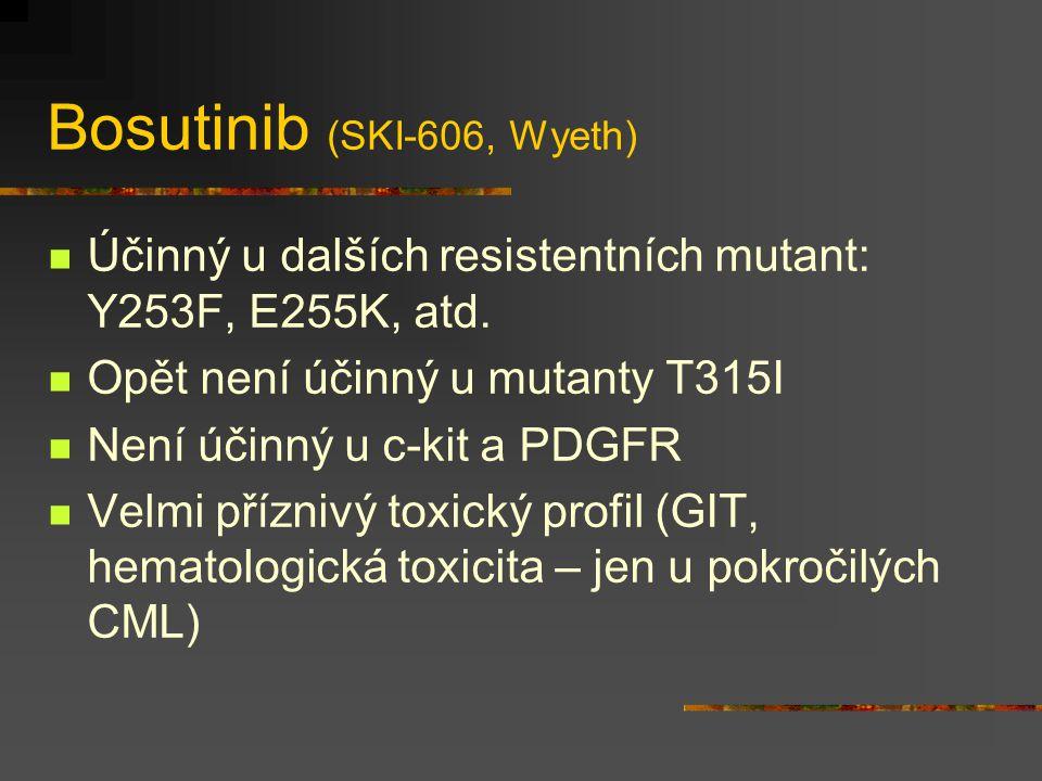 Bosutinib (SKI-606, Wyeth)