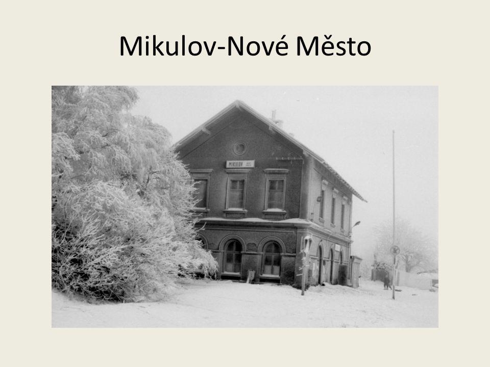 Mikulov-Nové Město