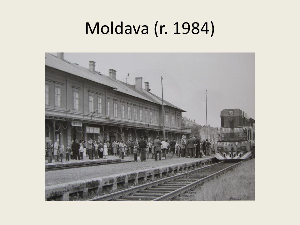 Moldava (r. 1984)