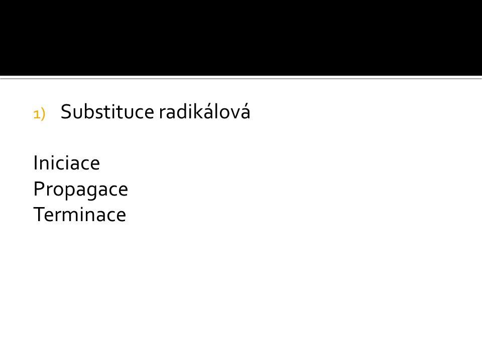 Substituce radikálová