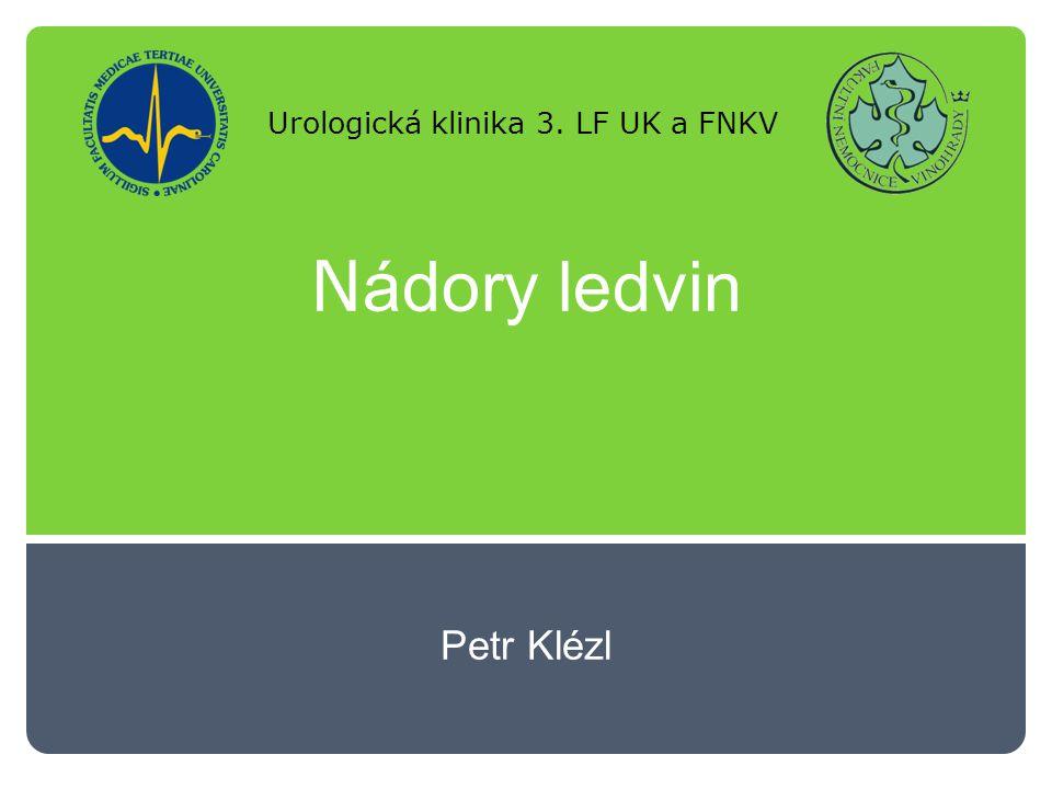 Urologická klinika 3. LF UK a FNKV