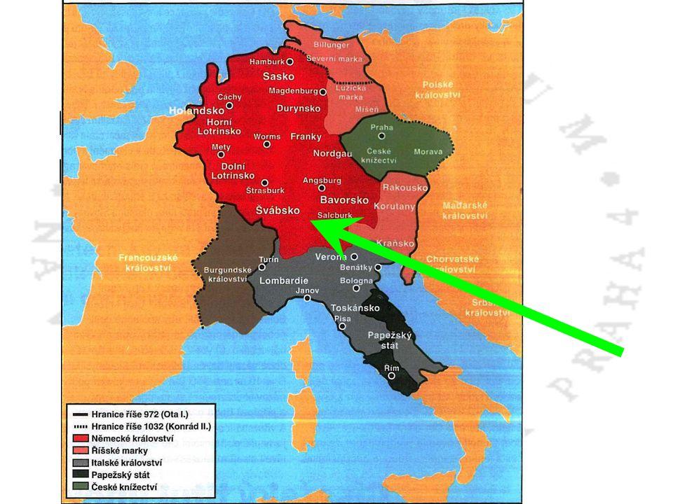 Štaufové Hohenštaufové ze Švábska Přiženili se do císařské rodiny