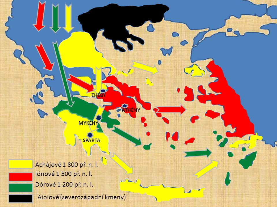 Aiolové (severozápadní kmeny)