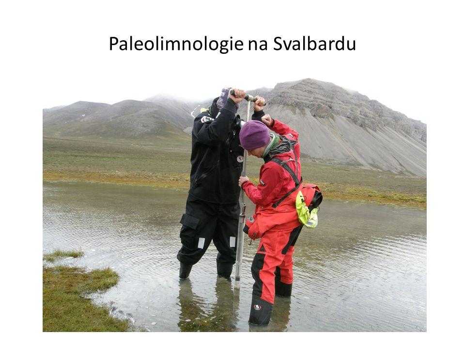 Paleolimnologie na Svalbardu